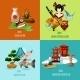 Japan Design Set - GraphicRiver Item for Sale