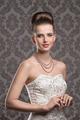 elegant brunette girl - PhotoDune Item for Sale