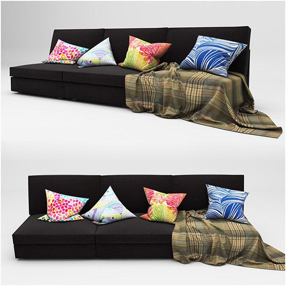 3 sofa ikea