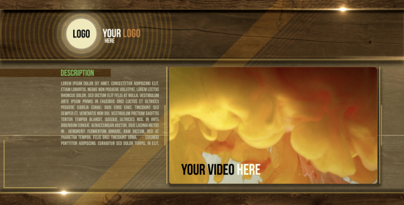 After Effects Project - VideoHive Brown Sugar 140918
