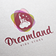 Dreamland Logo Template - GraphicRiver Item for Sale