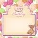Childrens Congratulatory Background - GraphicRiver Item for Sale