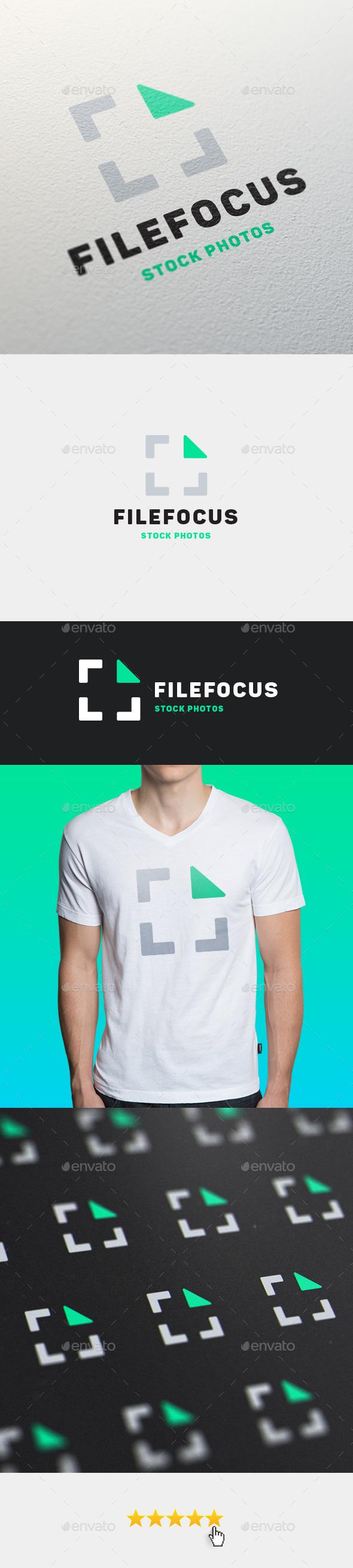 GraphicRiver Filefocus Logo Template 11526287