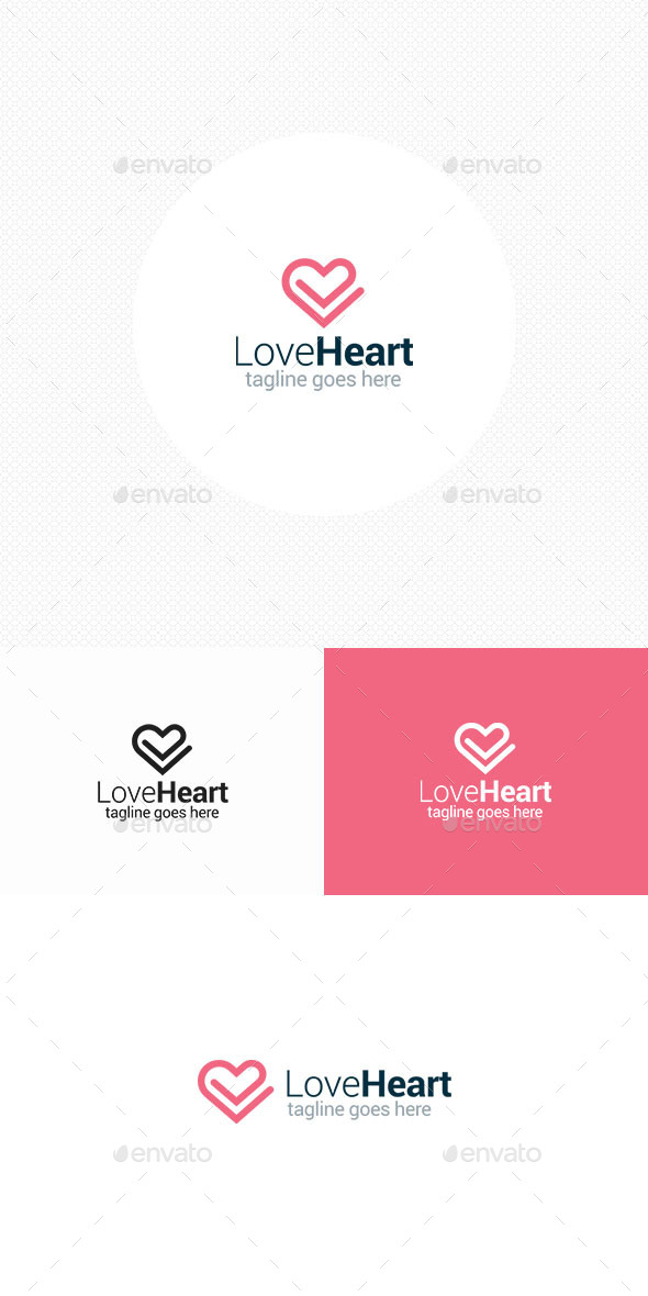 GraphicRiver Love Heart 11526560