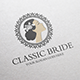 Classic Bride Logo Template - GraphicRiver Item for Sale
