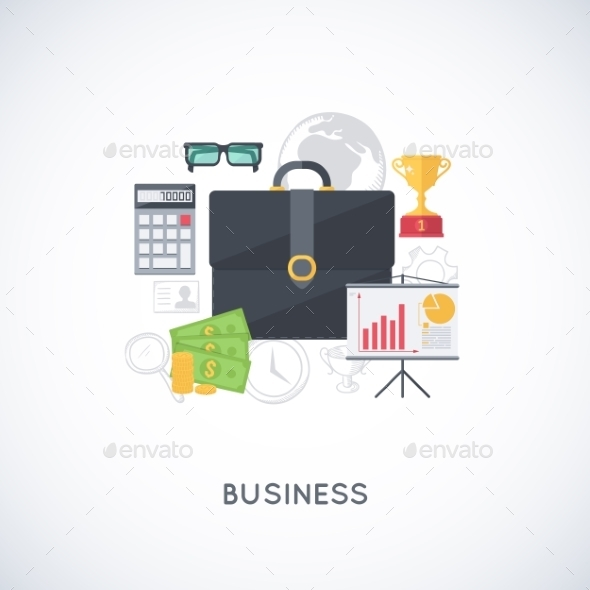 GraphicRiver Business Background 11526667