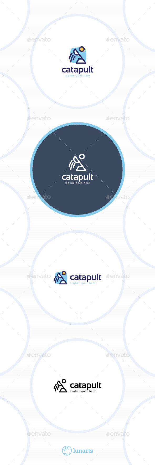 GraphicRiver Catapult Logo 11528124