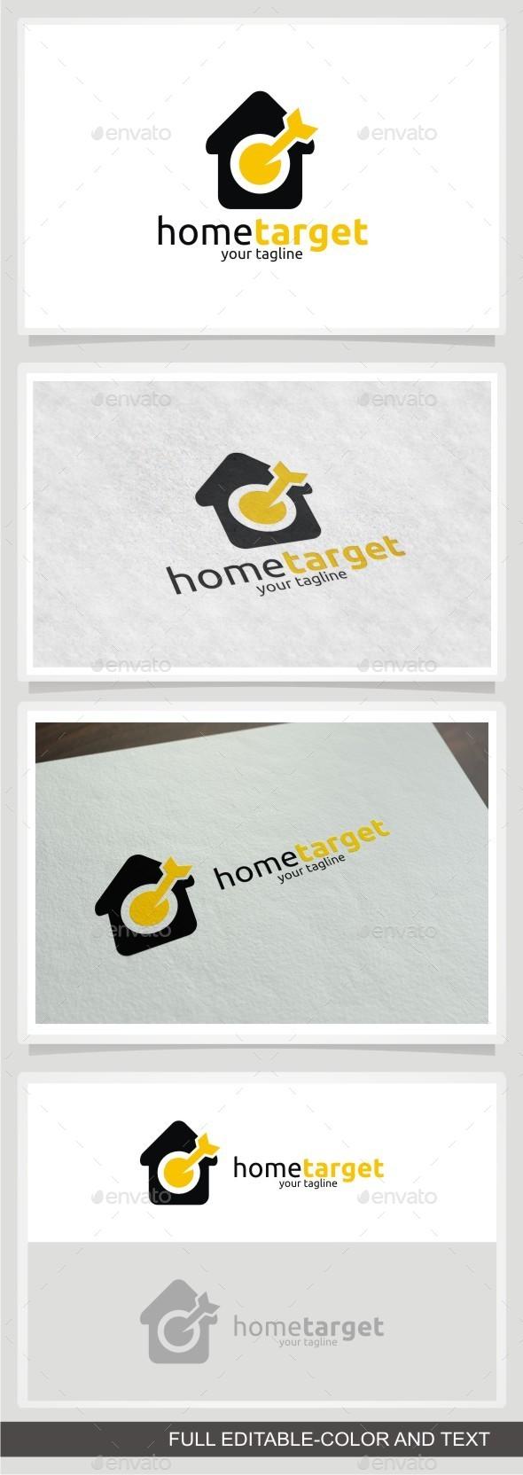 GraphicRiver Home Target Logo 11528132
