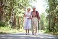 Seniors outdoors - PhotoDune Item for Sale