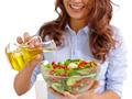 Dressing salad with olive oil - PhotoDune Item for Sale