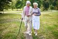 Senior walkers - PhotoDune Item for Sale