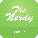 The Nerdy - ThemeForest Item for Sale