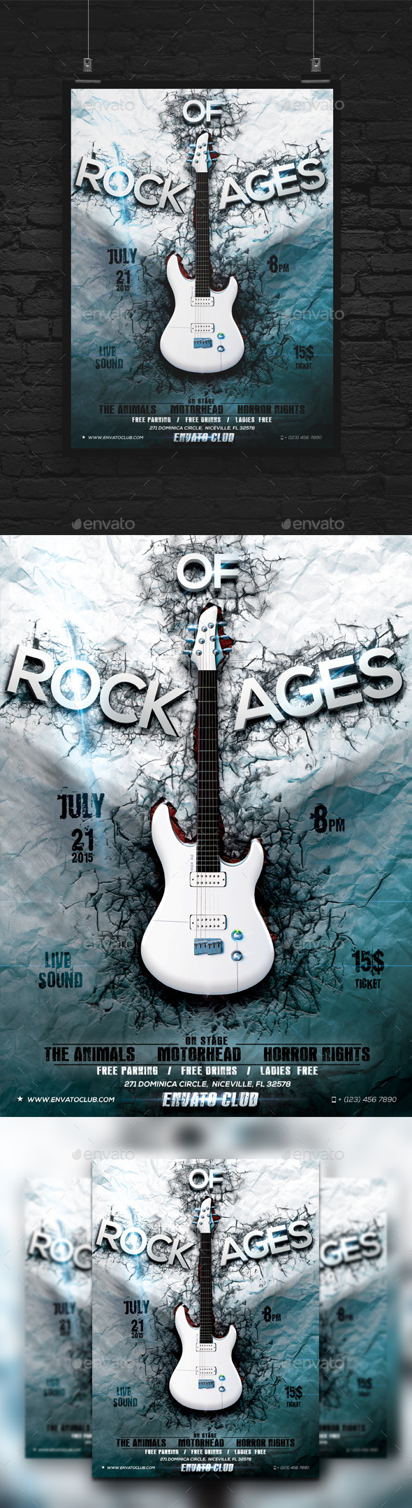 GraphicRiver Rock Of Ages 11528871