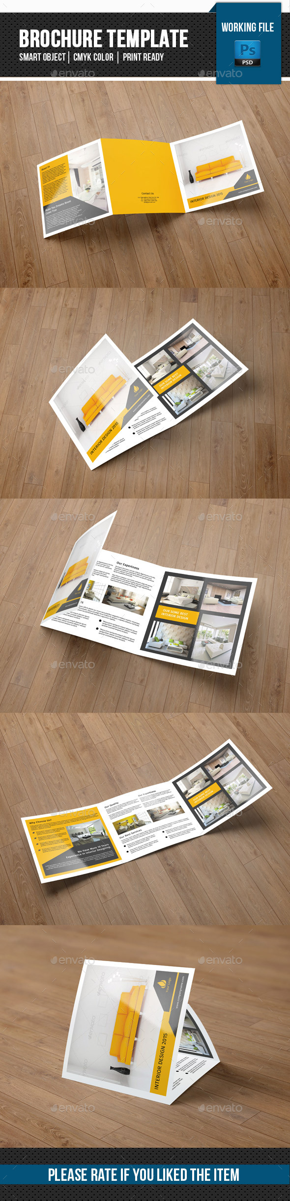 GraphicRiver Square Trifold for Interior Design-V65 11528939
