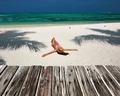 Woman at beach - PhotoDune Item for Sale