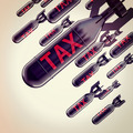 tax bomb - PhotoDune Item for Sale
