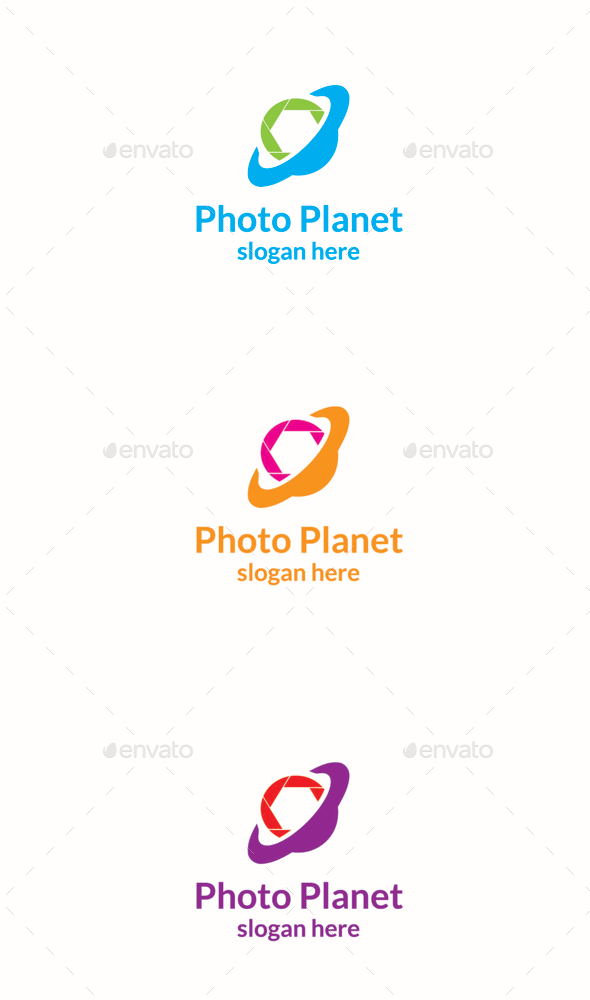 GraphicRiver Photo Planet 11529089