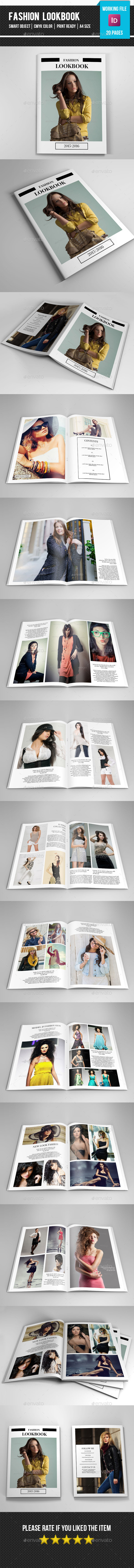 GraphicRiver Fashion Lookbook-V249 11529214