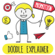 Doodle Explainer - VideoHive Item for Sale
