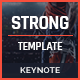 Strong Keynote - Multipurpose Presentation