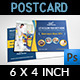 Cleaning Services Postcard Template - GraphicRiver Item for Sale