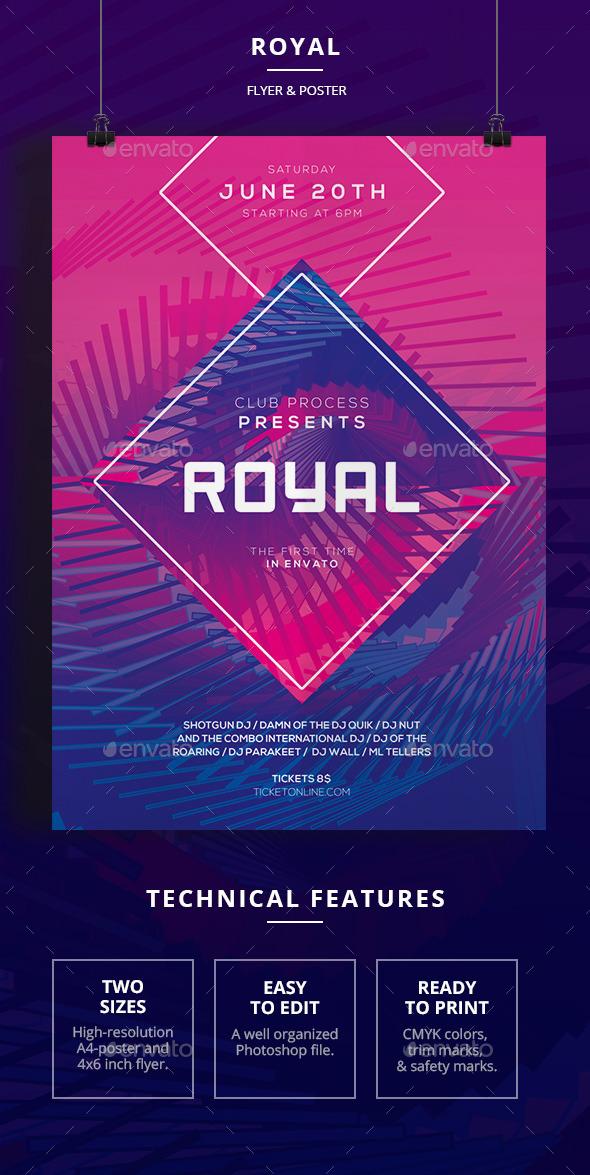 GraphicRiver Royal 11530243