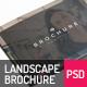 Simple Urban Landscape Brochure Design - GraphicRiver Item for Sale