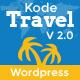 KodeTravel & Tourism Wordpress Theme - ThemeForest Item for Sale