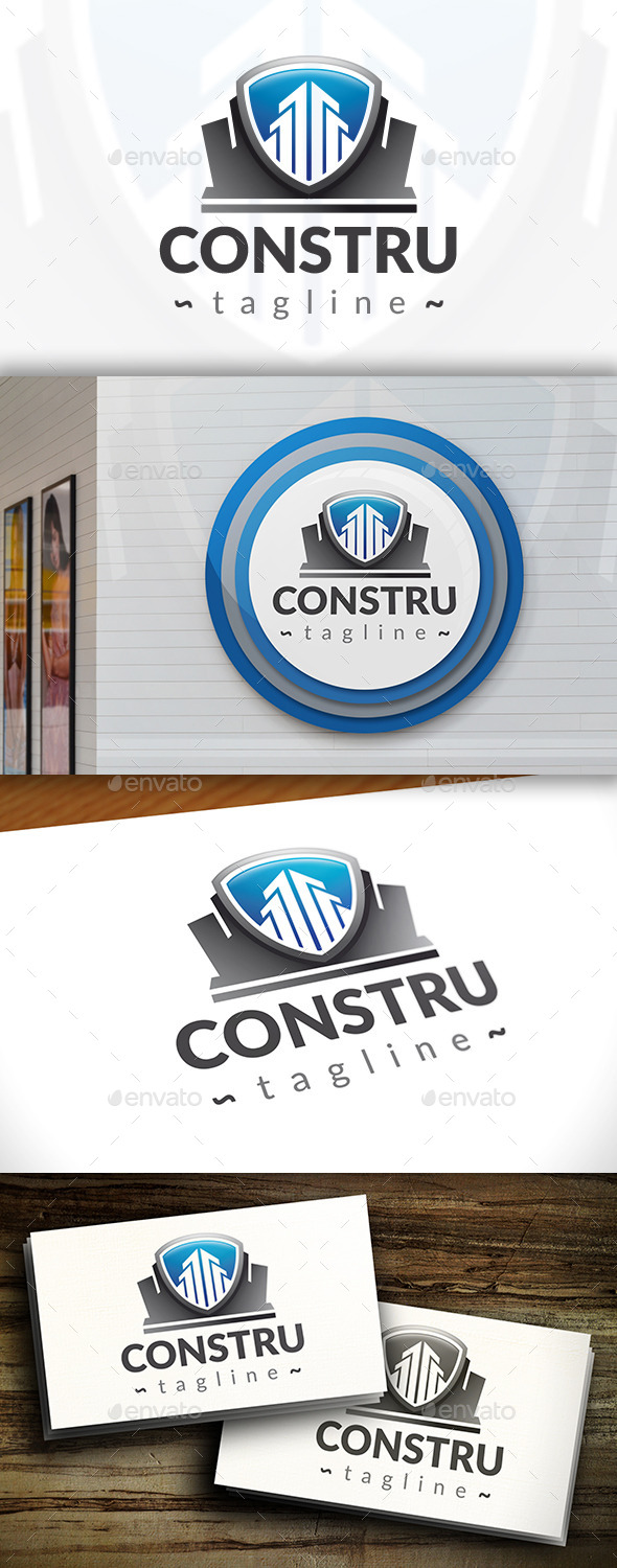 GraphicRiver Construction Logo 11530935