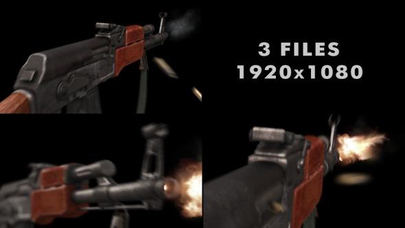 Kalashnikov Automatic Rifle AK-47