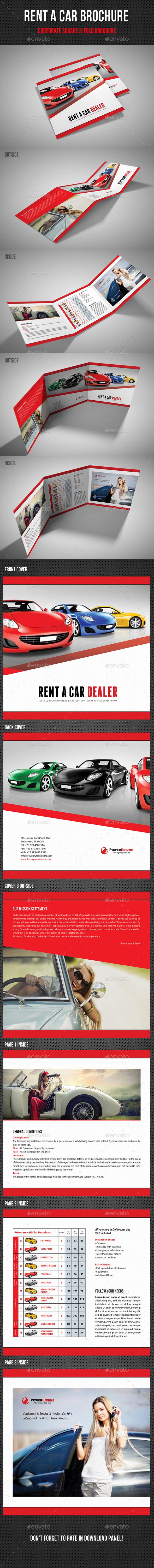 GraphicRiver Rent A Car Square 3-Fold Brochure 02 11438804