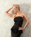 sensual blond in black dress - PhotoDune Item for Sale