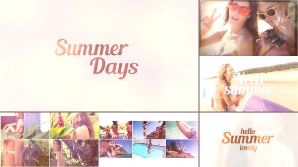 VideoHive Summer Days 11531184
