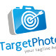 Target Photo Logo Template
