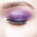 Female eye zone and brows with day makeup - PhotoDune Item for Sale