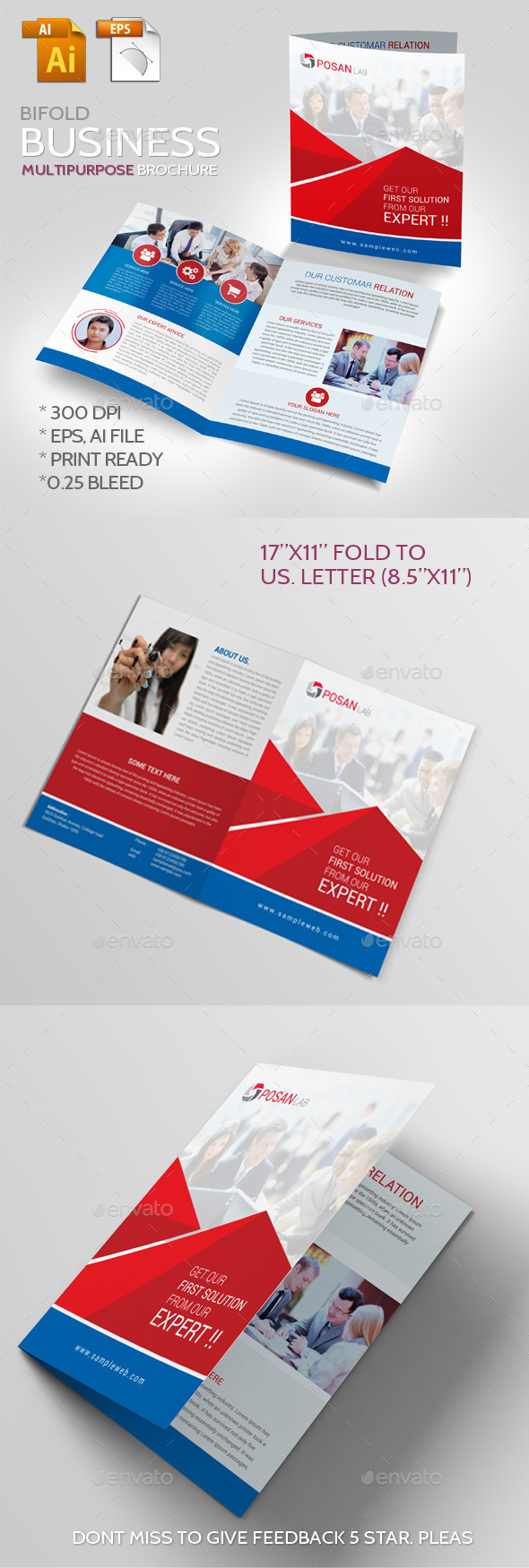 GraphicRiver Business Brochure 11433288