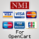 Network Merchants Inc Gateway for OpenCart