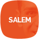 Salem - Clean and Bold PSD Template