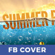 8 Summer Party Facebook Covers - GraphicRiver Item for Sale