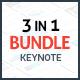Bestsellers Keynote Presentation Bundle - GraphicRiver Item for Sale