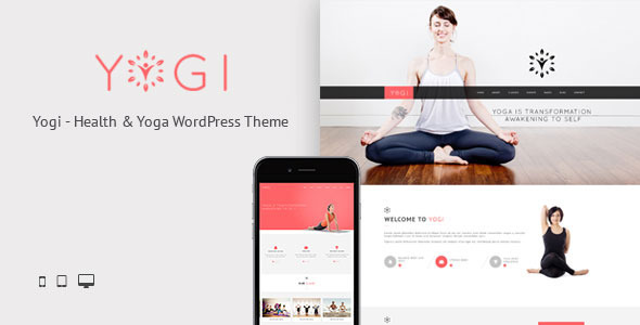 5 - Yogi - Health Beauty & Yoga WordPress Theme