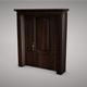 Gateway Door 02 - 3DOcean Item for Sale