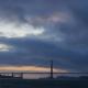 Dusk at Golden Gate