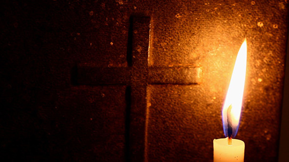 VideoHive Candle With Holy Bible 496 11539024