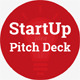Startup Pitch Deck Leader-Up Presentation Template - GraphicRiver Item for Sale