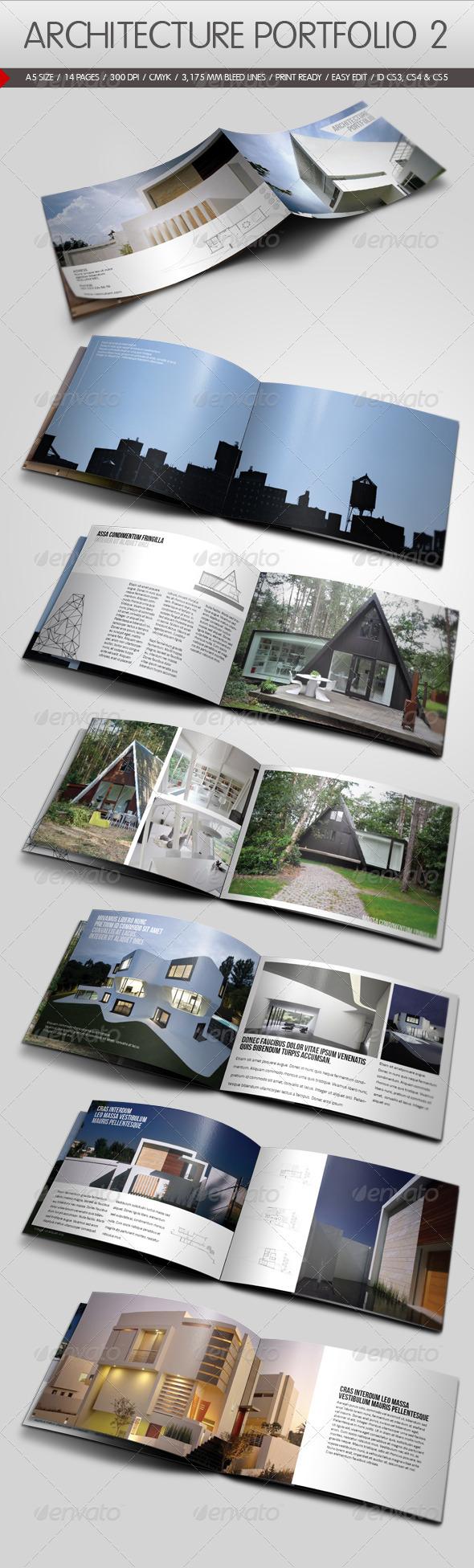 GraphicRiver Architecture Portfolio II 1157166