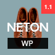 Neton - Minimal Agency Multipurpose Wordpress Theme - ThemeForest Item for Sale