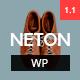 Neton - Minimal Agency Multipurpose Wordpress Theme - ThemeForest Item for Sale