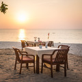 Restaurant with seaview - PhotoDune Item for Sale