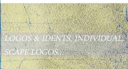 Logos & Idents, Scape logos